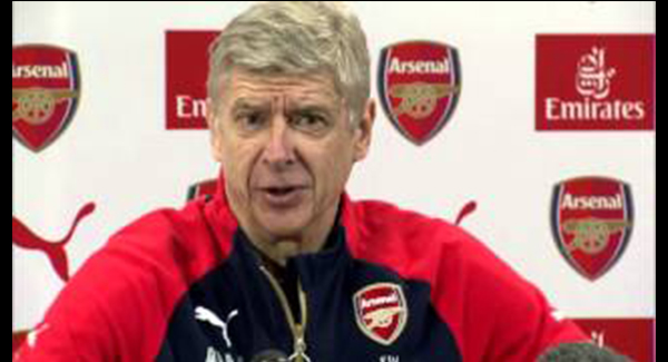 WATCH: Arsene Wenger on Arsenal v Chelsea