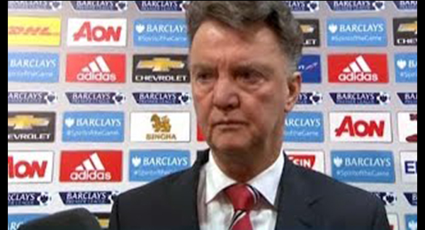 WATCH: Manchester United 0-1 Southampton – Louis van Gaal Post Match Interview