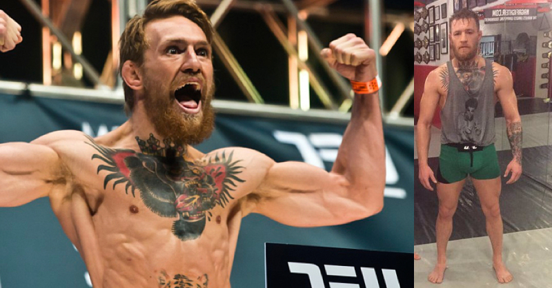 Conor McGregor's Nutritionist Talks About The Jump Up To Lightweight