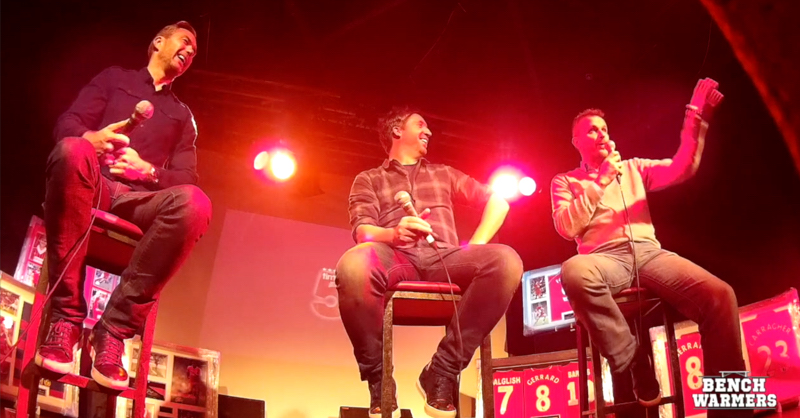 Liverpool Fans Treated To Cracking Night With Robbie Fowler, Didi Hamann & Jason McAteer