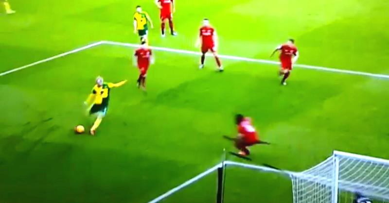 GOAL: Steven Naismith Scores Lovely Debut Goal Against Liverpool
