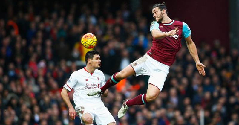 Carroll Gives Hammers 2-0 Lead With Lovely Headed Goal