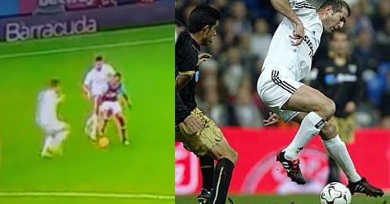 Dimitri Payet Puts On His Best Zidane Impression Against Liverpool