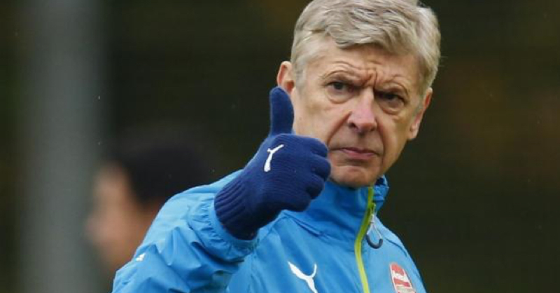 Arsene Wenger Set To Give His Players A Mid-Season Break