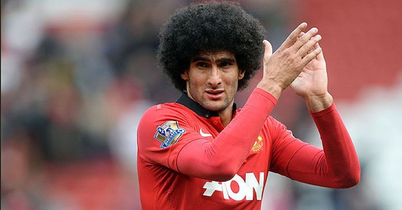 Serie A Side Interested In Loaning Manchester United's Marouane Fellaini
