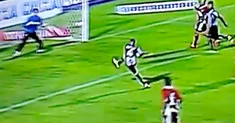 Brazilian Defender Scores Best Own Goal Of The Season