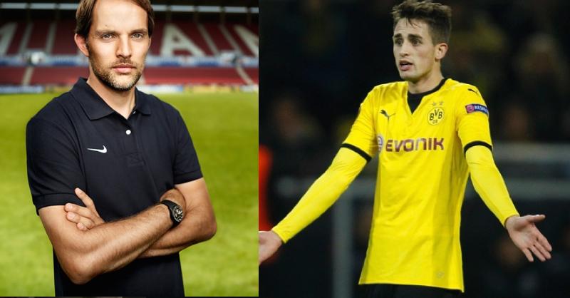 Thomas Tuchel Heavily Criticises Adnan Januzaj After Failed Loan Spell At Dortmund