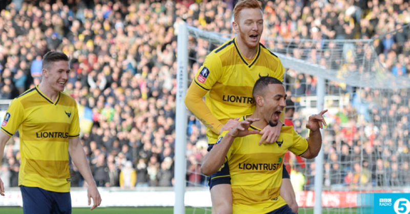 All 5 Goals From Oxford v Swansea's FA Cup Thriller