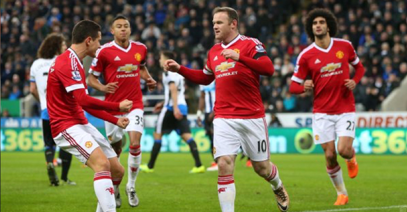 Wayne Rooney Scores Pick Of The Bunch In Six Goal Thriller