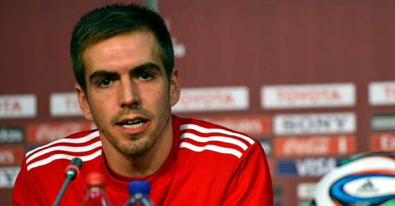 Philipp Lahm Calls For Change In Format For The Ballon d'Or