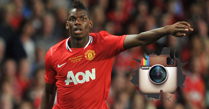 Paul Pogba Teases Manchester United Fans With Latest Instagram Post