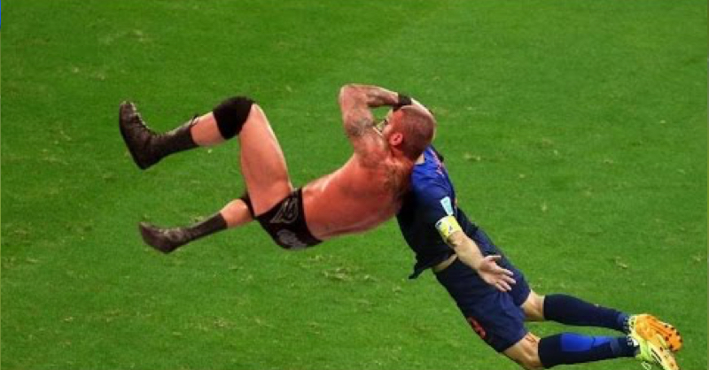 10 Randy Orton RKO's That Will Never Stop Being Funny