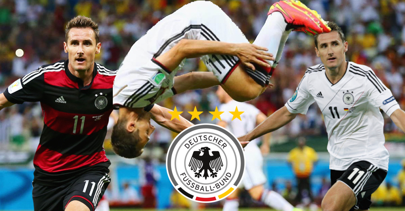 VIDEO: All 16 Of Miroslav Klose's 16 Record Breaking World Cup Goals