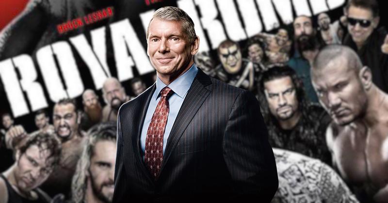 Vince McMahon's Royal Rumble Plans Are Insane