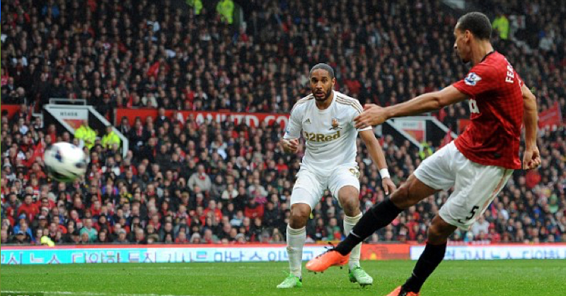 Rio Ferdinand Wishes United Luck Against Swansea With Video Post On Instagram