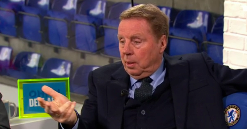 "Harry Redknapp Brands Youngster As ""The New Steven Gerrard"""