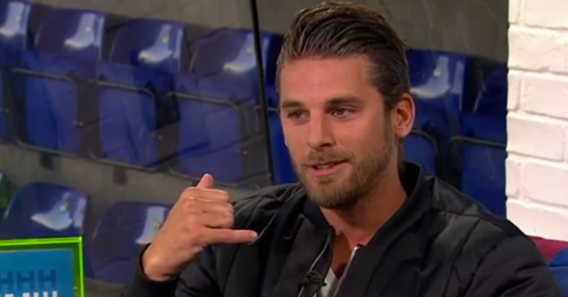 David Bentley Recalls When Robbie Savage Pranked Him With England Call Up
