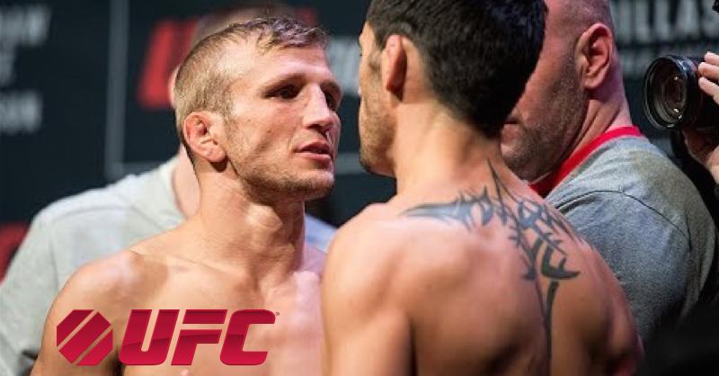 UFC – Fight Night Boston: Weigh-In Faceoffs