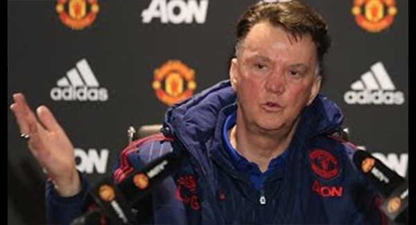 WATCH: Louis van Gaal – 'I Have Bad Periods At All My Clubs'