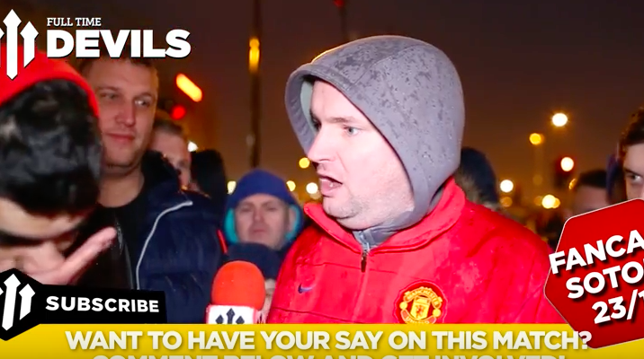 WATCH: Louis Van Gaal Is A Joke Of A Manager! | Manchester United 0-1 Southampton