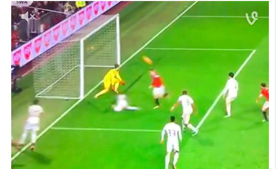 WATCH: Wayne Rooney Scores a tasty Back Heal Goal