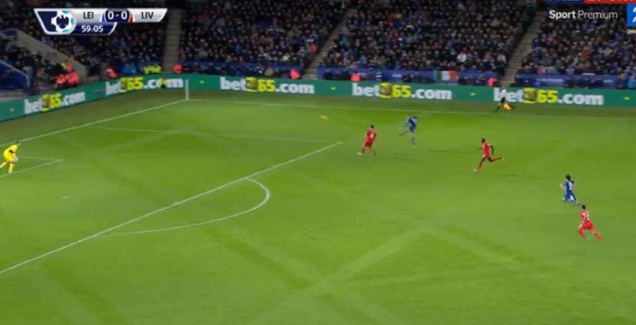 VIDEO: Jamie Vardy Has Scored The Goal Of The Season