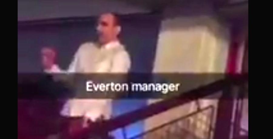 VIDEO: Roberto Martinez Rocked On At Jason Derulo's Manchester Concert