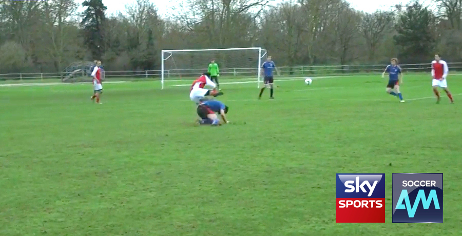 Soccer AM Give A Sunday League Game The Full Sky Sports Treatment