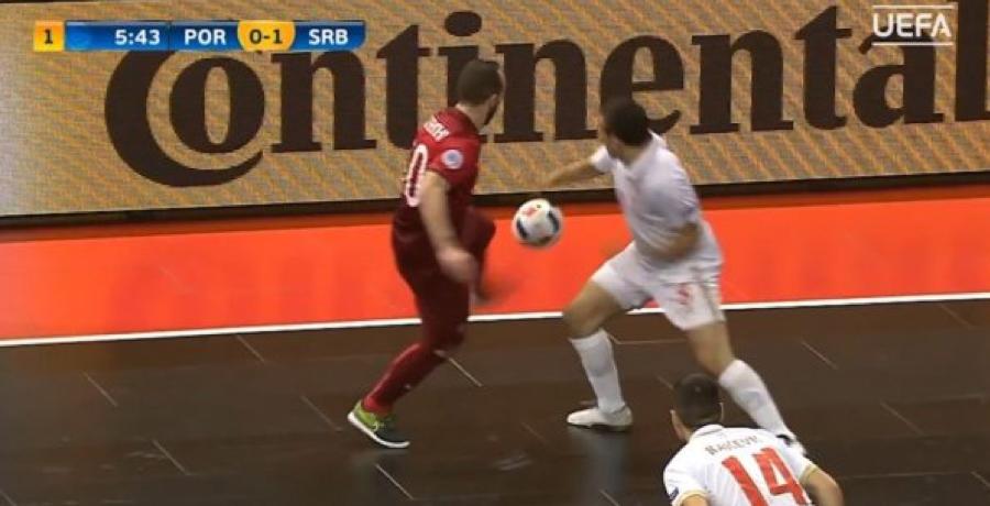 VIDEO: Futsal Star Ricardinho Pulls Off The Filthiest Bit Of Skill Ever