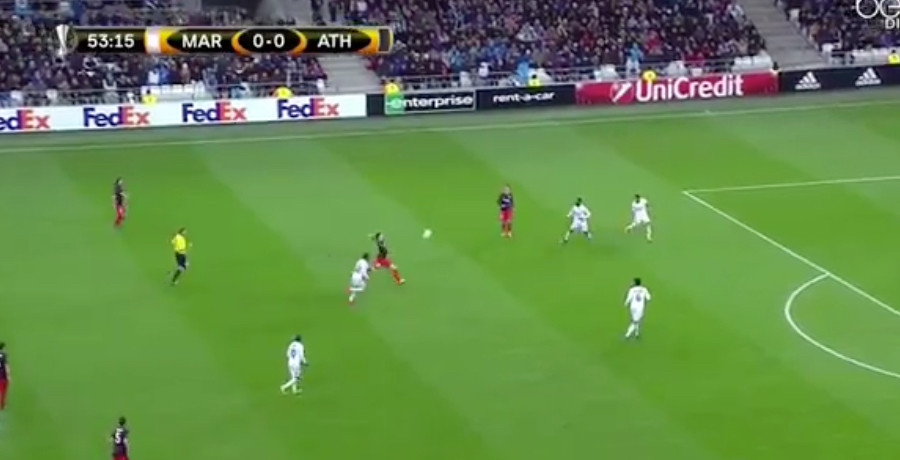 Artiz Aduriz Scores Goal Of The Night With Sensational Volley From Distance