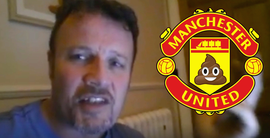 Manchester United Season Ticket Holder Loses It During Facebook Rant
