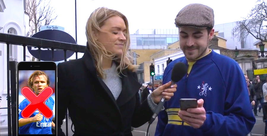 VIDEO: Soccer AM Prove That City And Chelsea Fans Are Plastic