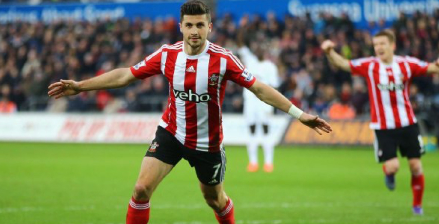 GOAL: Shane Long Gives Southampton Lead With Lovely Dinked Finish