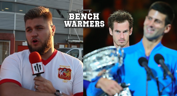 LISTEN: BenchWarmers Podcast(Special Guest Stephen Howson from FullTimeDevils)