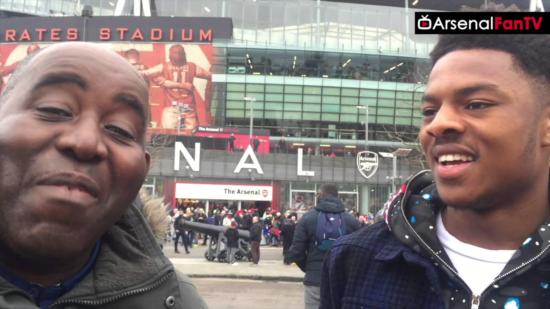 Chuba Akpom Gives His Predictions For Arsenal v Hull