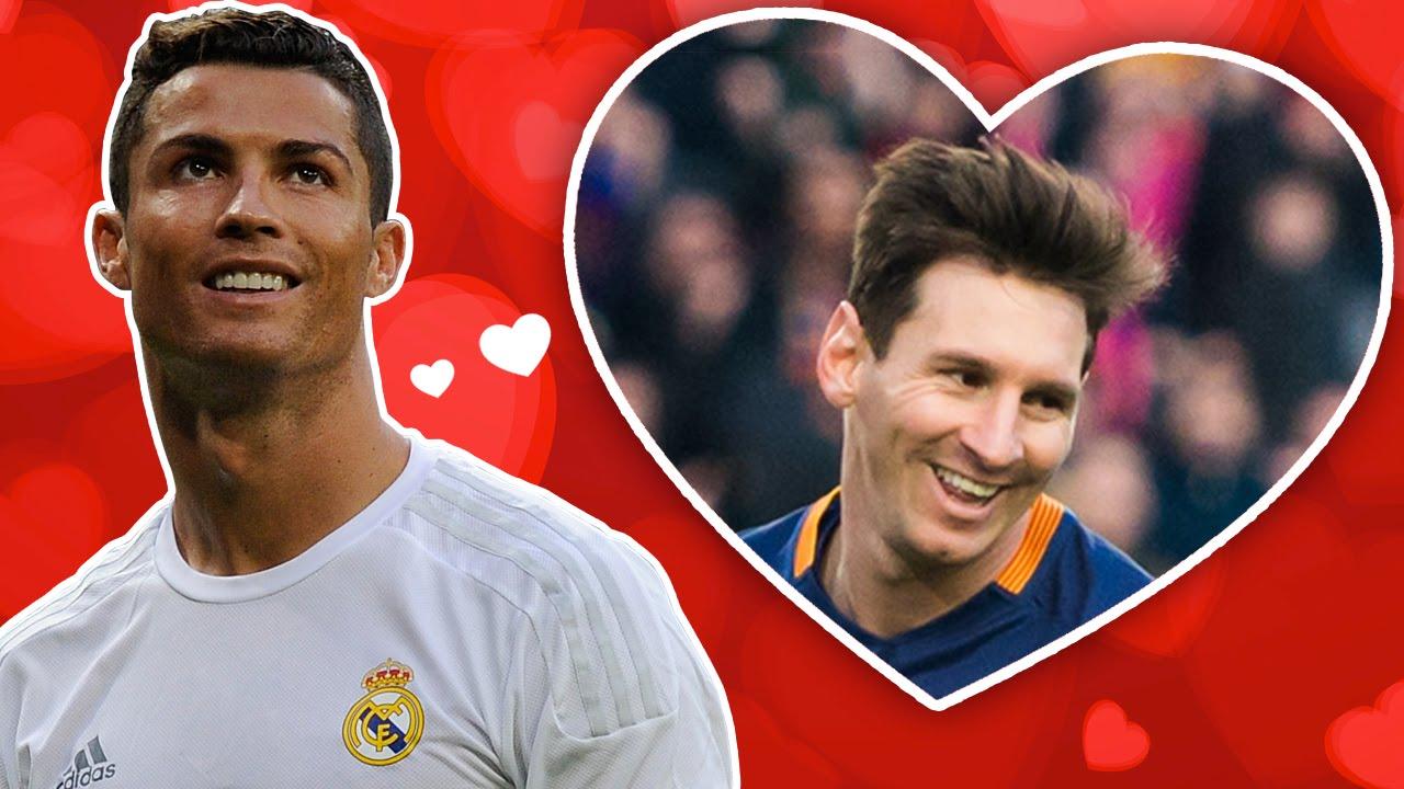 LEAKED: Cristiano Ronaldo Reveals His Love For Lionel Messi