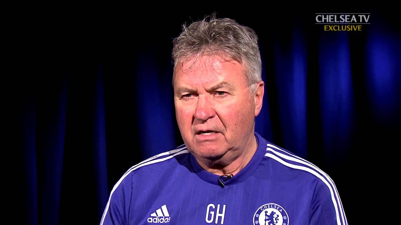 VIDEO: Guus Hiddink Previews Chelsea's Game Against Watford