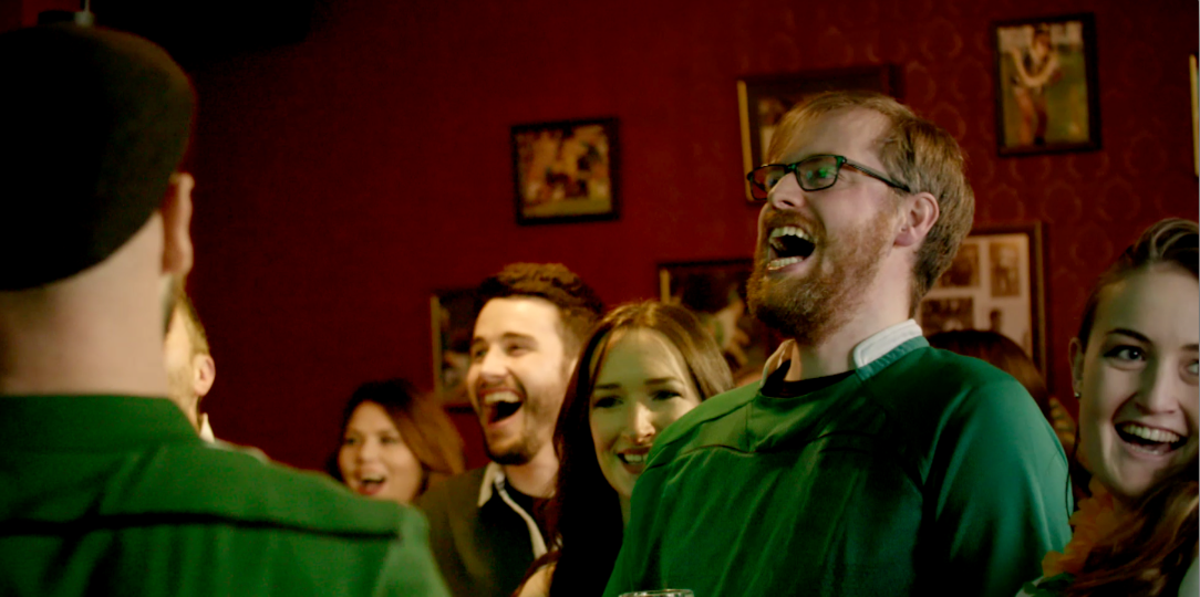 VIDEO: Heineken Set-Up Irish And English Rugby Fans In Class 6 Nations Pub Stunt