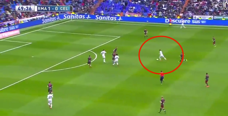 VIDEO: Ronaldo Scores Unbelievable 30 Yard Screamer In 7-1 Win Over Celta Vigo