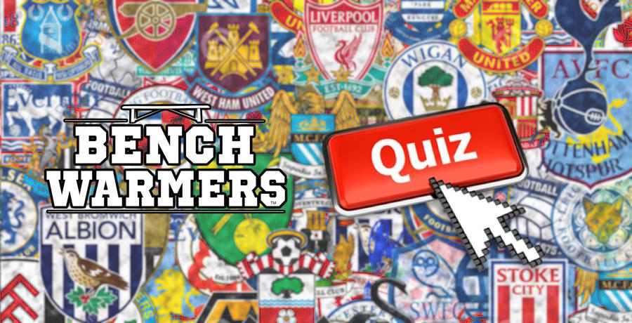 BenchWarmers Ultimate English Football Teams Quiz