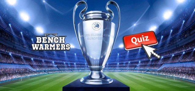 QUIZ: BenchWarmers Ultimate Champions League Winners Quiz