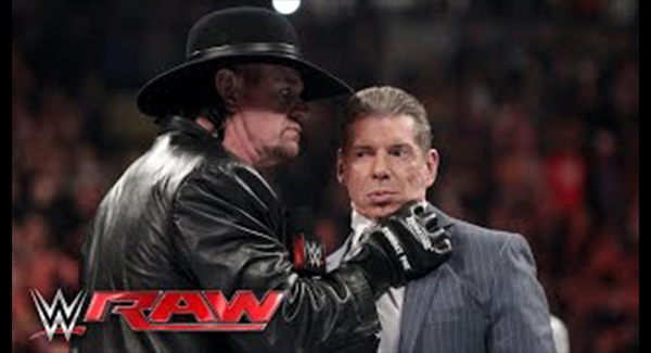 WATCH: The Undertaker issues a chilling warning to Mr. McMahon: Raw!