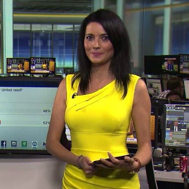 The Hottest Sky Sports Presenters Ever -2806