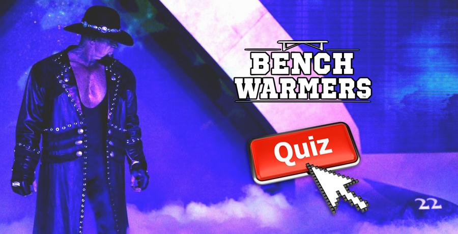 QUIZ: BenchWarmers Ultimate WrestleMania Main Event Quiz