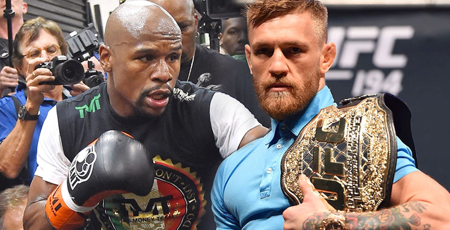 """Floyd Mayweather Confirms Rumours Are True And McGregor Fight Is """"Possible"""""""