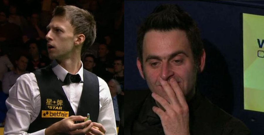 VIDEO: Throwback To The Most Ill-Timed Fart In Snooker History