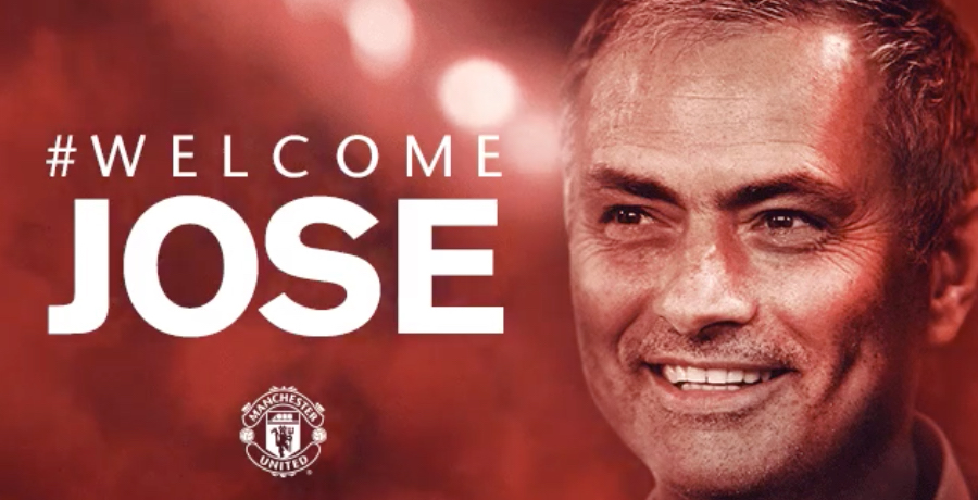 Jose Mourinho Officially Appointed Manchester United Manager (Full Statement)