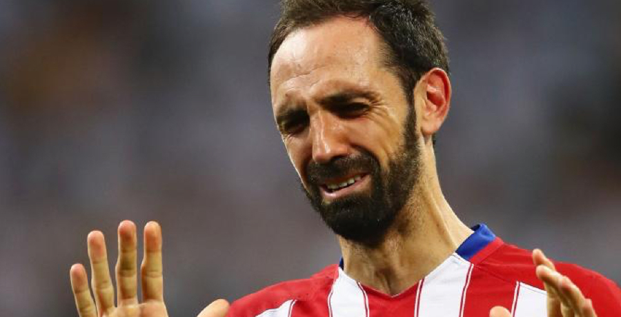 Juanfran Writes Letter To Atletico Fans Following Champions League Final Penalty Miss