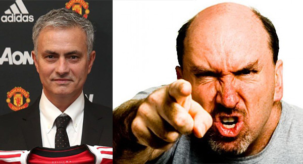 WATCH: 'Angry Dave' The Man United Fan Rants About Mourinho