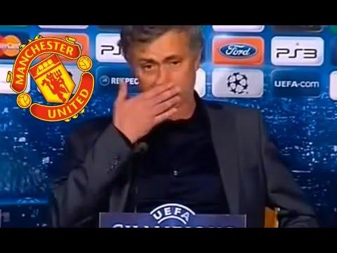 José Mourinho Shocking First Manchester United Interview: 'We're a Tinpot Europa League Club!'